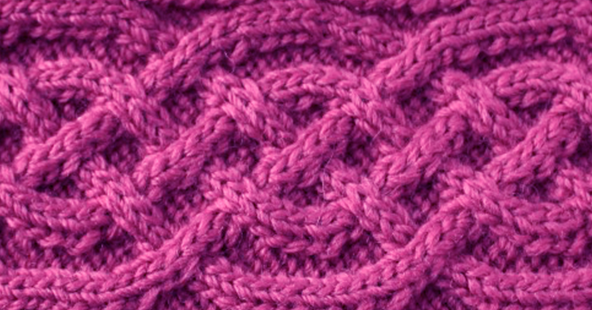 How to Knit Cables short course