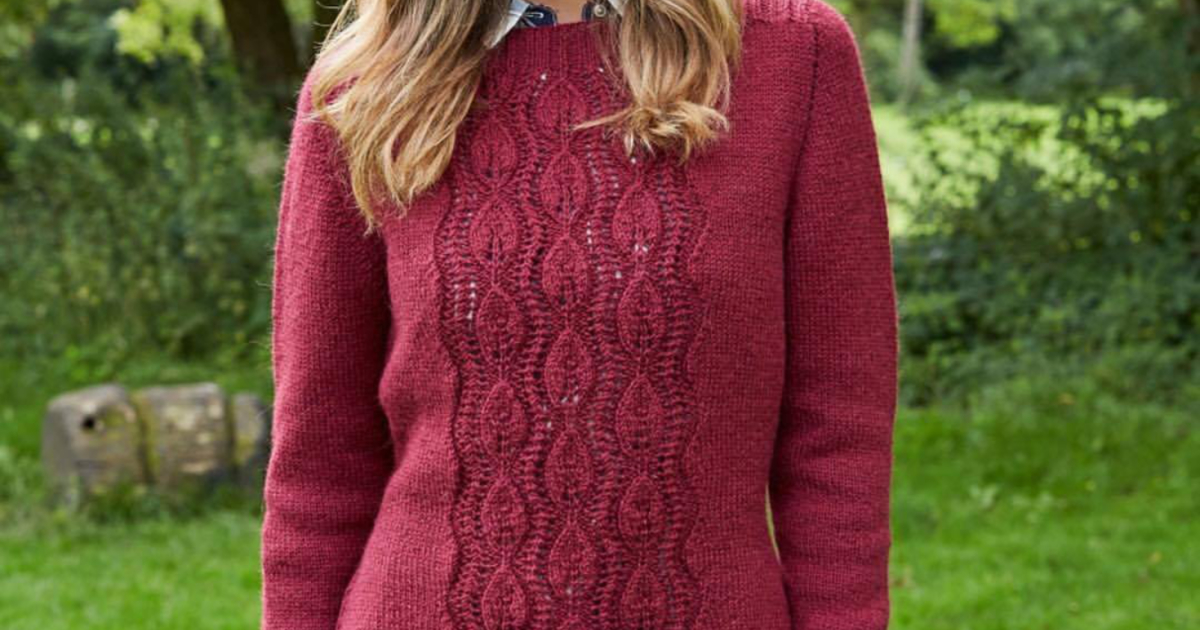 Read more about the article Rosalind sweater