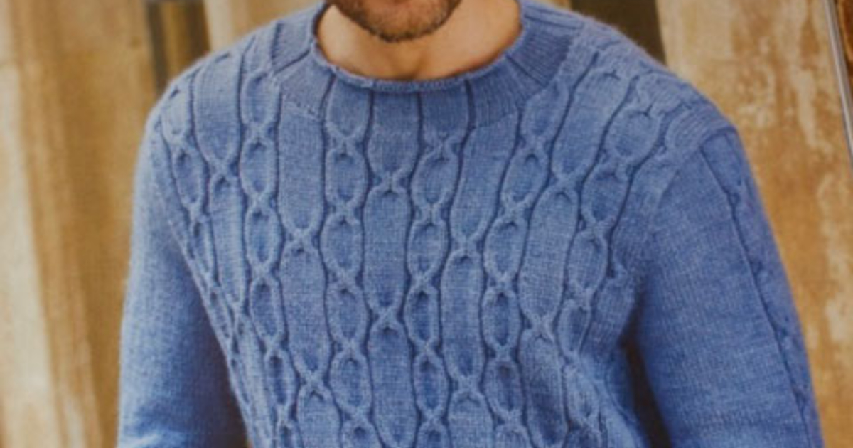 Read more about the article Winchester sweater