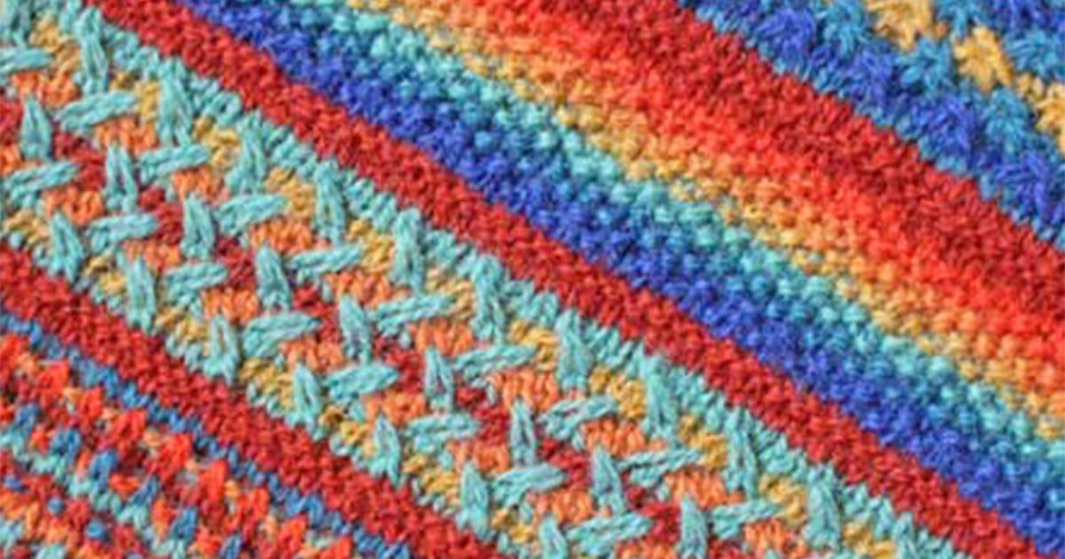 Colour creative knitting workshop