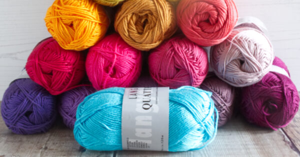 Read more about the article Quattro cotton from Lang Yarns