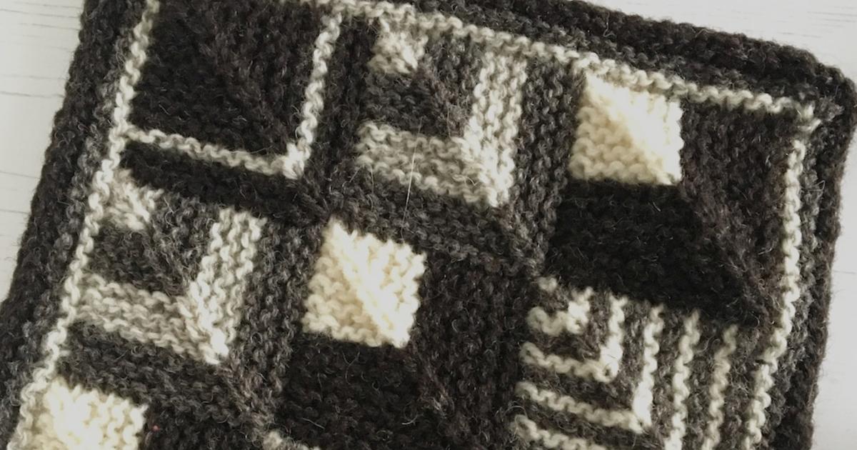 Modular Knitting workshop