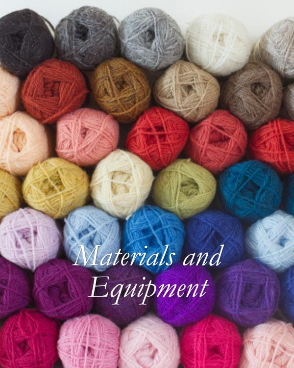 Balls of Shetland Spindrift yarn in many colours
