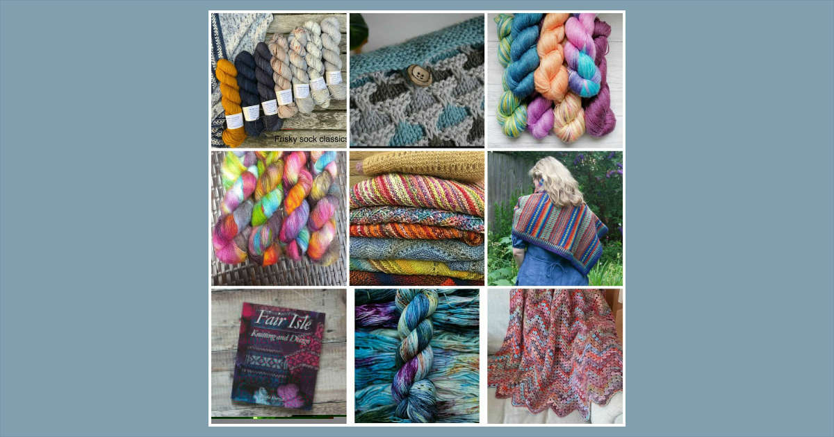Leicester's Insta Yarn Show