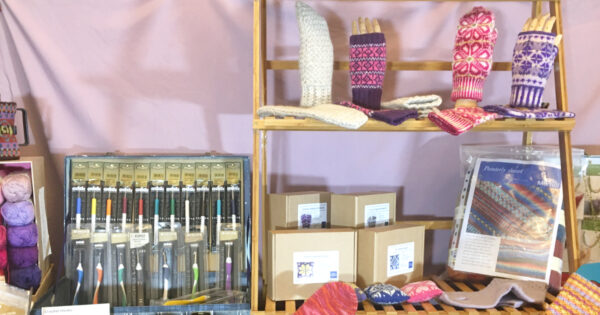 Read more about the article Waltham Abbey Wool Show at Home
