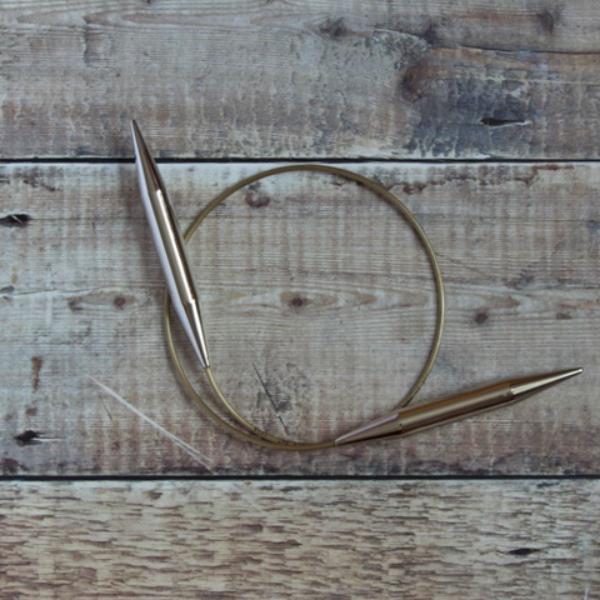 15 mm Addi circular knitting needle