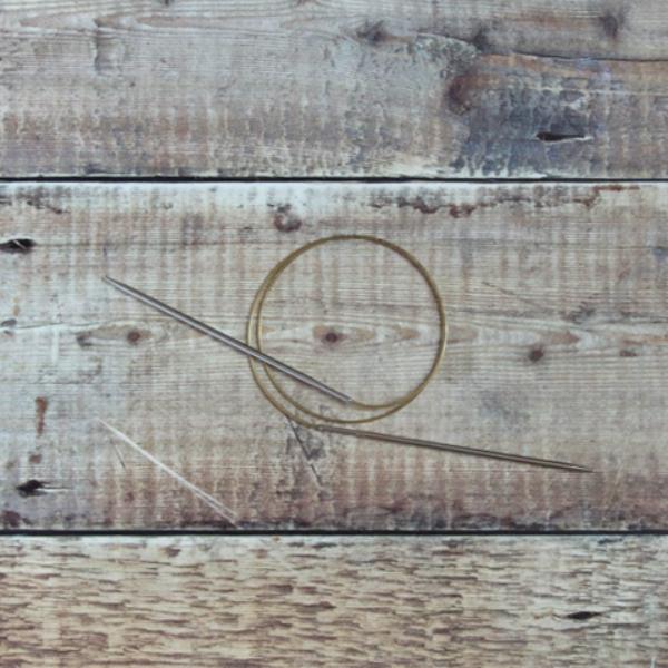 3.25 mm Addi circular knitting needle