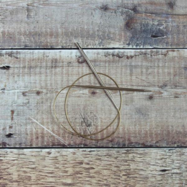 4.0 mm Addi circular knitting needle