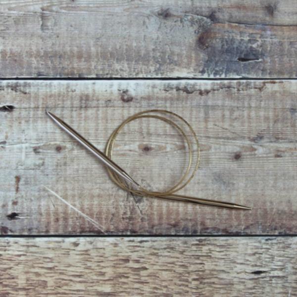 8 mm Addi circular knitting needle