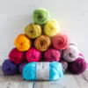 Quattro cotton yarn in many beautiful colours