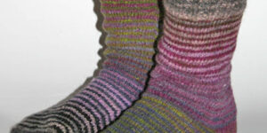 Read more about the article Muddy socks!