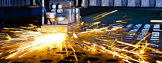 Manufacturing Machine Sparks
