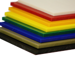 HDPE (High Density Polyethyle) plastic is a strong, durable, lightweight, chemical and water resistant plastic material.