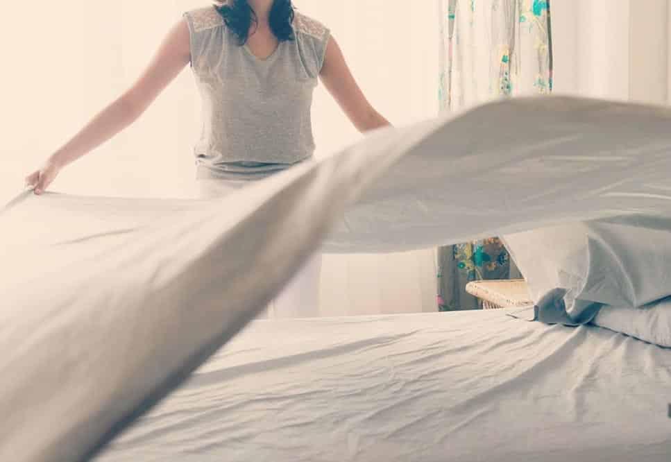 Schoonmaak van uw Airbnb woning