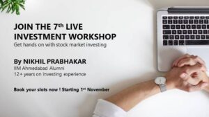 Stock Market Investment Workshop
