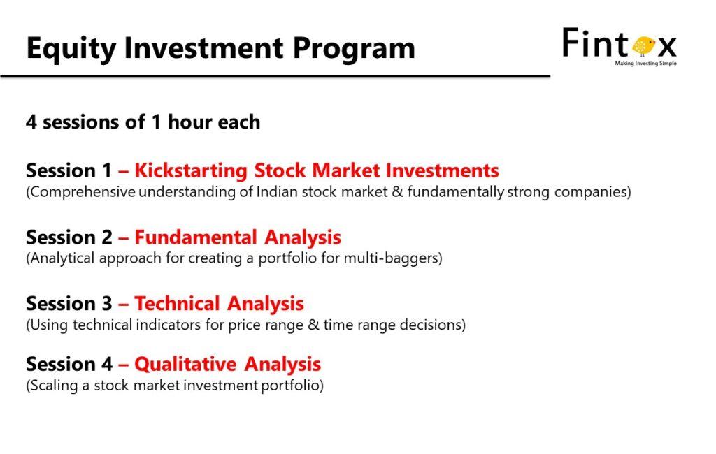 Stock Market Workshop - Design Framework