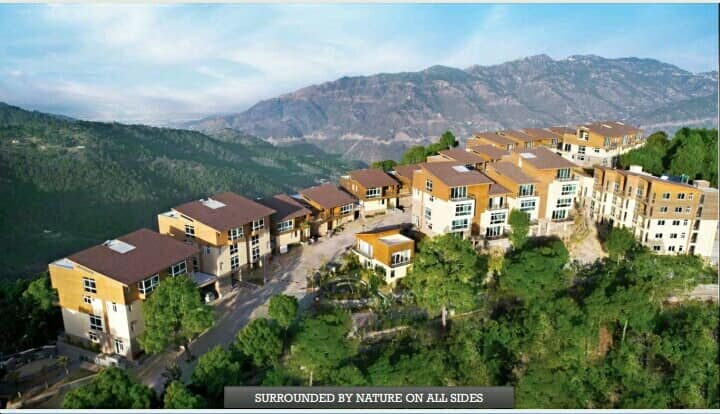 Luxury Apartments & Villas For Sale at Kasauli Himachal Pradesh —- Beautiful View —  Contact for all details – + 91 9218227122 – 23