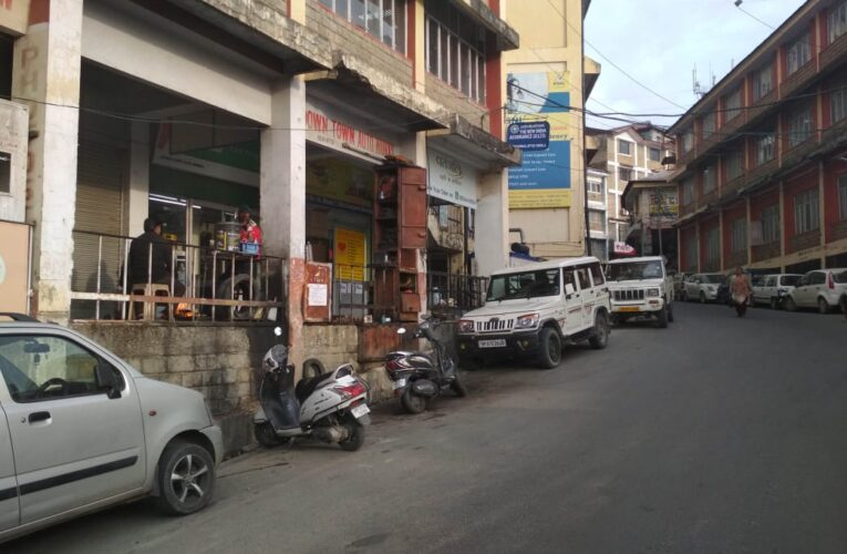 Shop For Sale at SDA Complex Kasumpti  Shimla HP — Size – 12 by 20  — Usable for Shop and Office — Price – 99 Lakhs