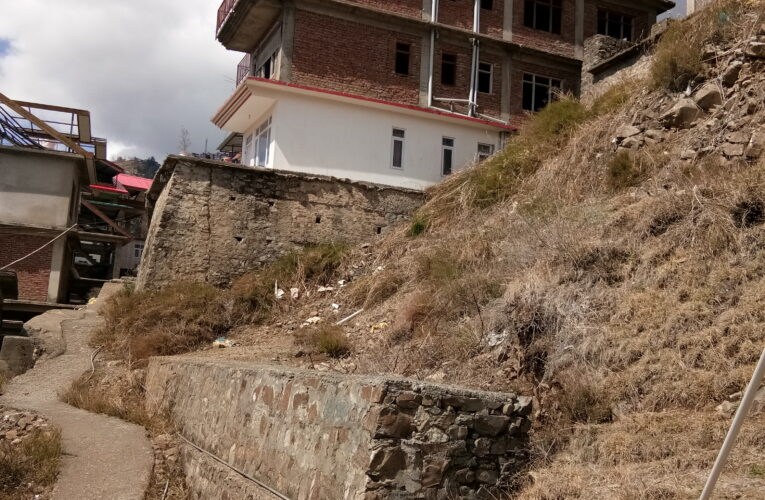 5 Biswa Plot For Sale at Chhakrail near Bhatakufar Shimla HP —– Non Drive — 50 mtrs Distance from Road —- Price – 27 Lakhs