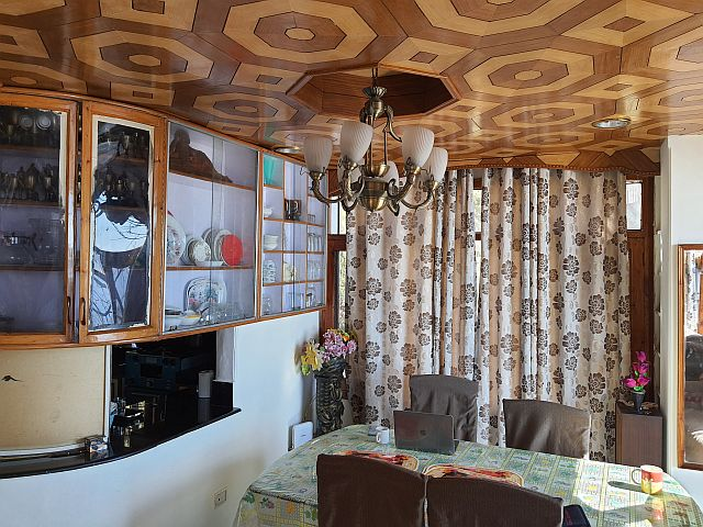 7 Bhk Fully Furnished Duplex for Sale in very prime Location at Sanjauli Shimla  — Usable for B&B and other Commercial activities —- Drive in with Covered Parking —- Price – 3.50 Cr —- Contact: – 9218227122 – 23