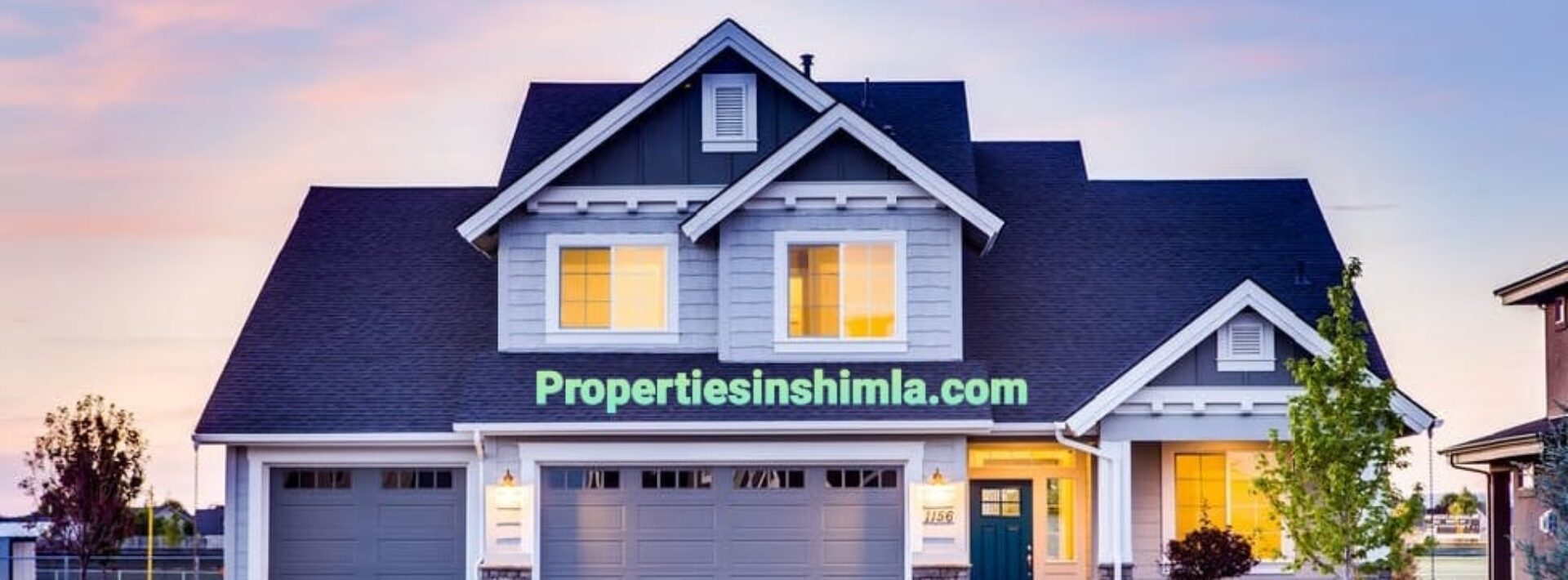 PROPERTIES IN SHIMLA