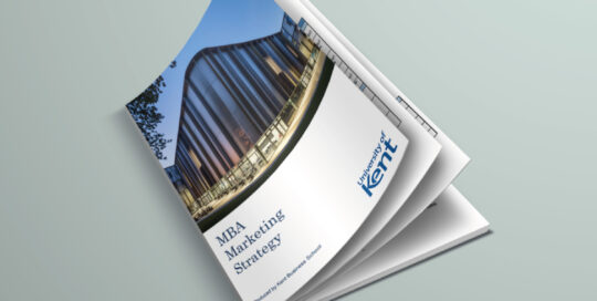 Kent Business School Strategy document