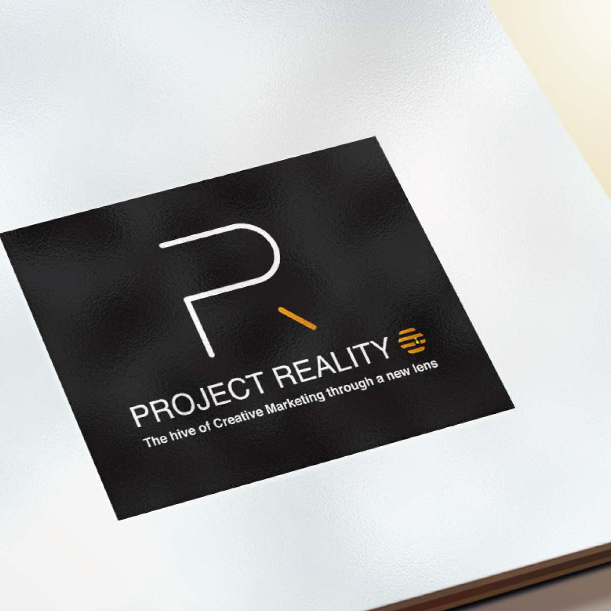 viviane williams consultancy project reality logo design for marketing agency
