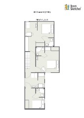 FIRST FLOOR - 2D Floor Plan-pdf
