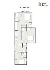 FIRST FLOOR - 2D Floor Plan-pdf