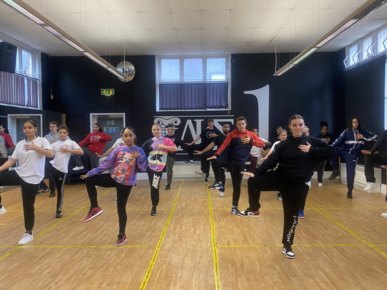 Dance Class - 2