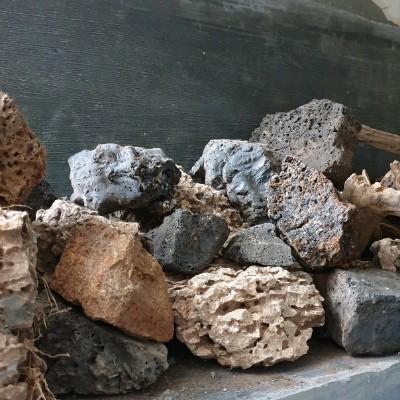 Stones for decoration