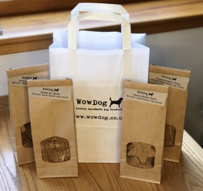 WowDog Luxury Bag Dog Treats