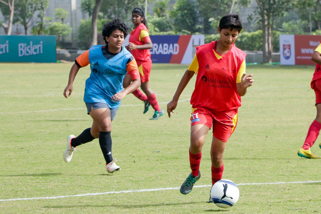 Reliance Foundation Youth Sports – 2019/20 Hyderabad city championship and National qualifiers