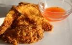 Crunchy Gluten Free Chicken Fingers