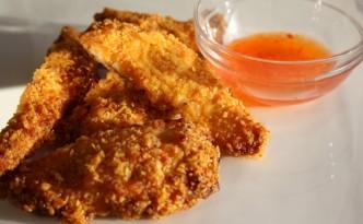 Crispy Gluten Free Chicken Fingers