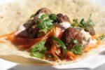 Spicy Thai Pork Gluten Free Wraps