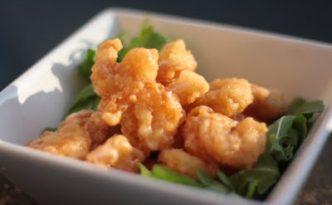Gluten Free Ebi Mayo Prawns