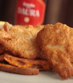 Gluten Free Beer Battered Fish Filets