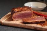 Orange Soy Ahi Tuna Recipe