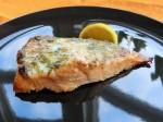 Gluten Free Baked Tarragon Salmon