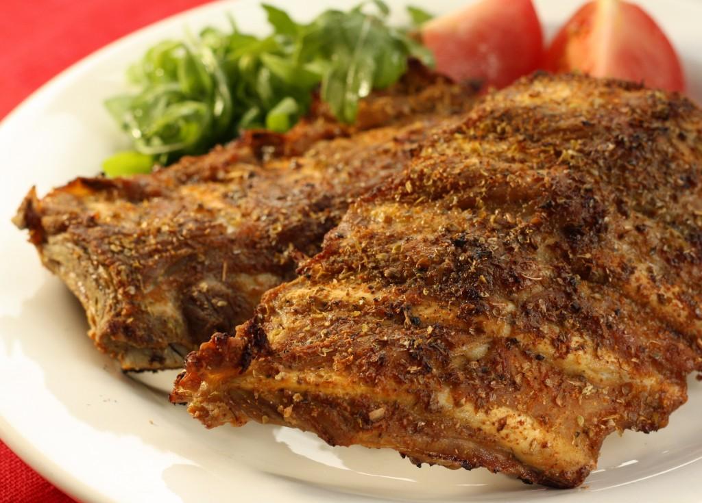 Groovy Greek Ribs Gluten Free