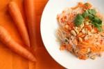 Thai Carrot Noodle Salad