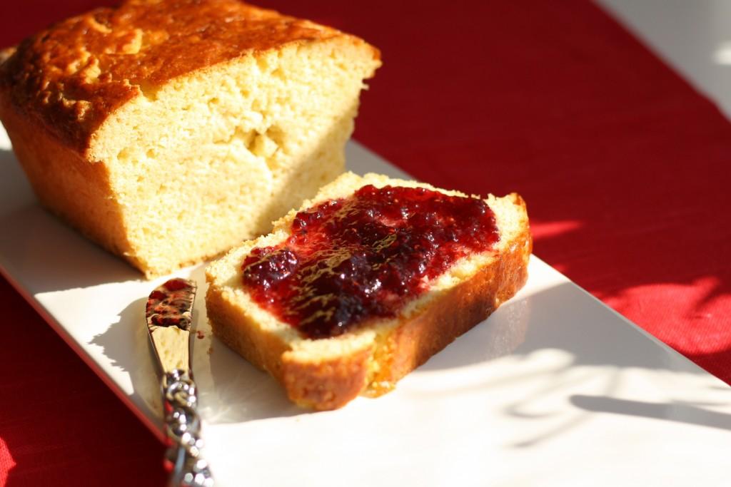 Gluten Free Brioche Bread