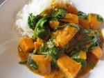 Gluten Free Creamy Vegetable Curry