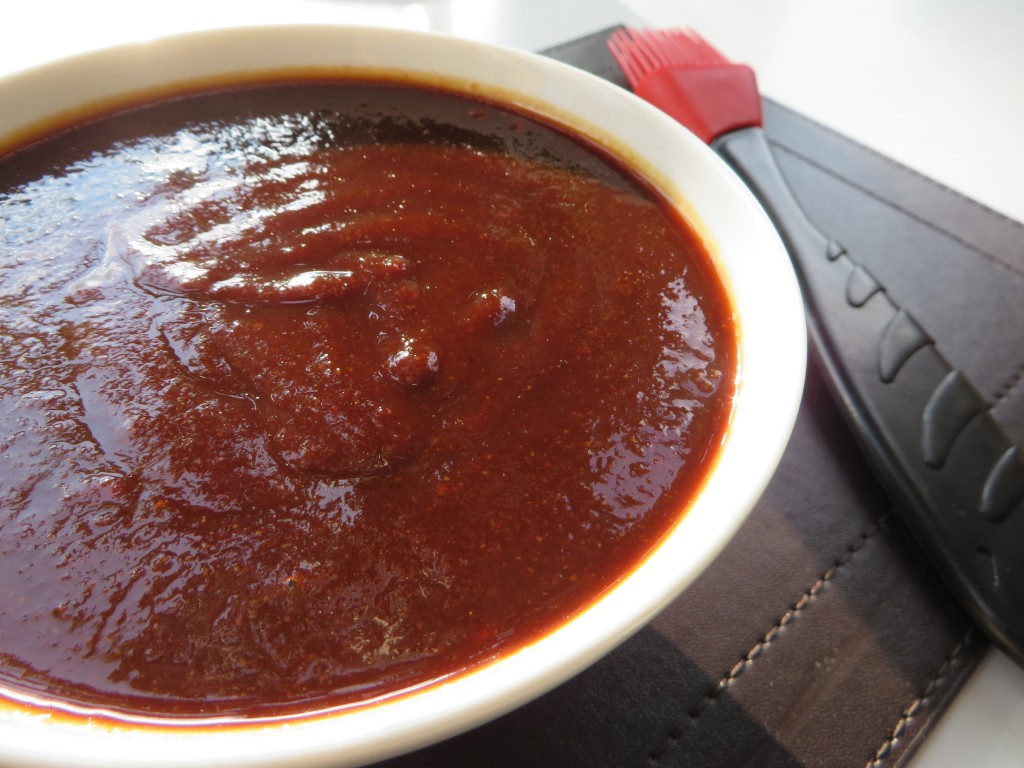 Bad Ass Gluten Free Barbecue Sauce