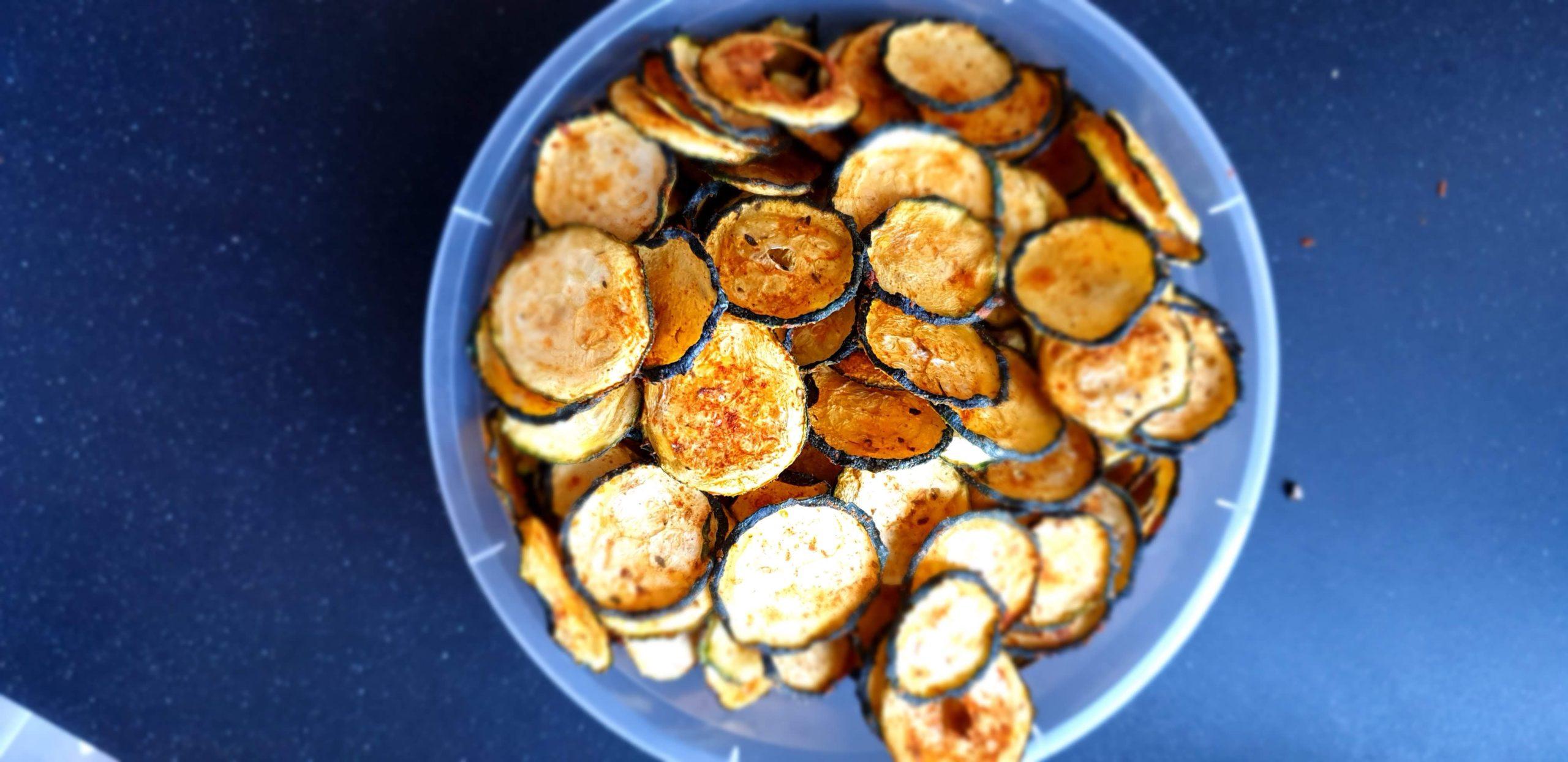 Gluten Free Zucchini Chips