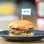 Impossible Burger 2.0: The runaway hit at CES 2019!