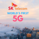 SK Telecom and World's First 5G Network