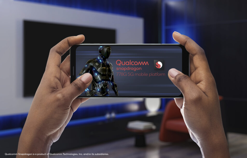 Gaming on Snapdragon 778G