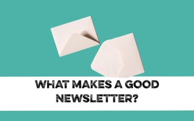 What makes a good newsletter